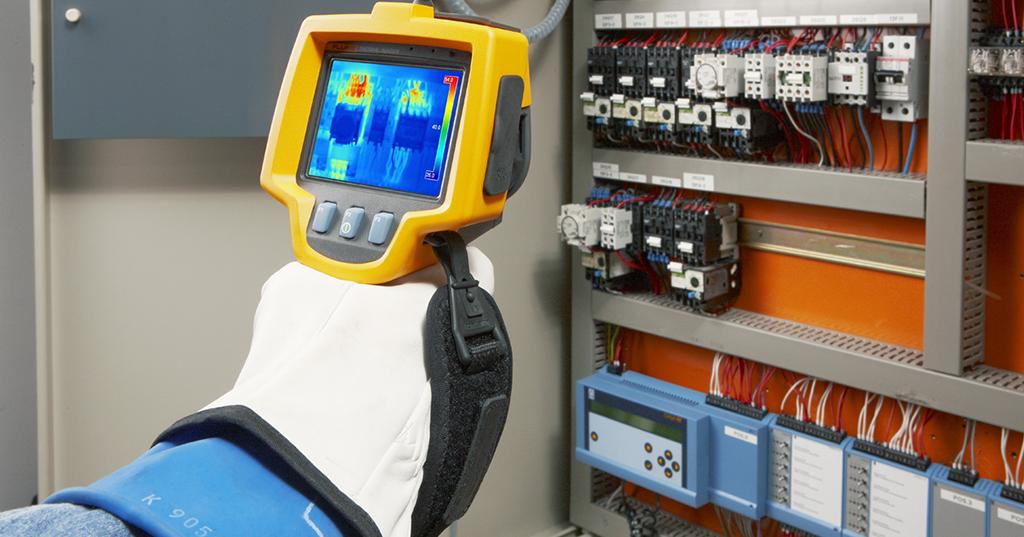 Mappature termiche per le verifiche funzionali di prodotti industriali - Scantec